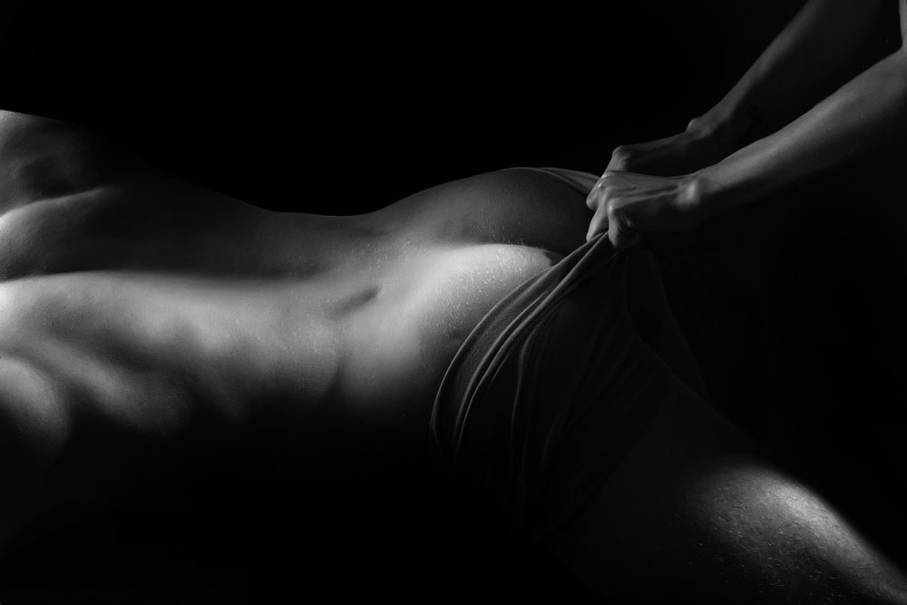 Mit Lingam Massage Penis massieren